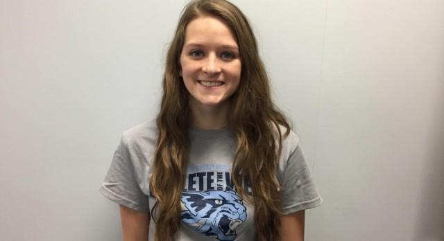 Athlete of the Week: Amber Calihan