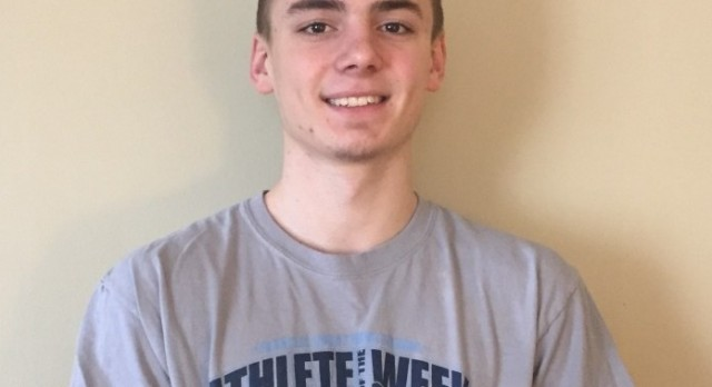 Athlete of the Week: Dylan Little (2-20-17)