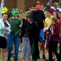 Franklin County Students and Staff at the Polar Plunge 2017
