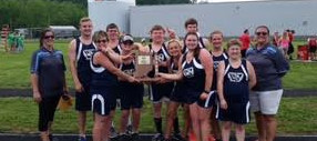Unified Track Sectional Champions!!
