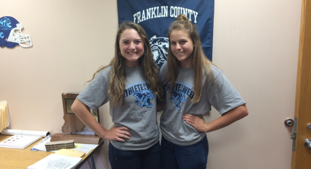 Athletes of the Week: Lilli Stewart and Megan Routh