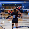 Volleyball vs. Rushville