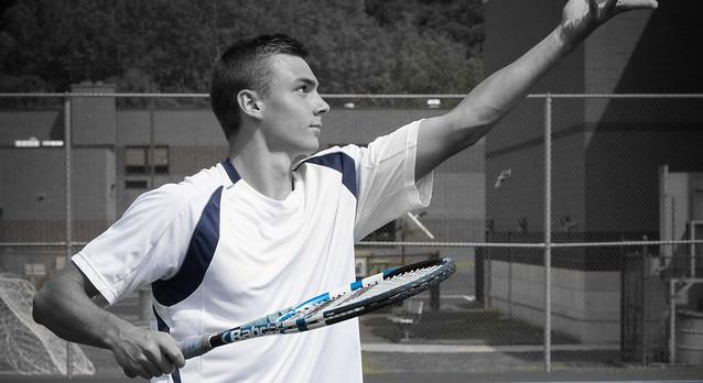 Boys Tennis Individual Tournament