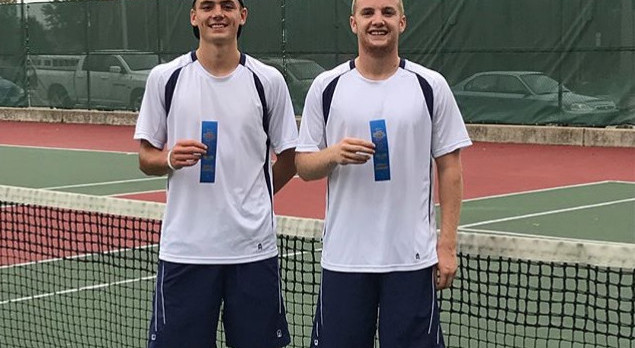 #1 Doubles Individual Sectionals Finals