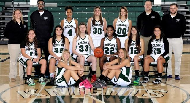 Girls Basketball All District Teams