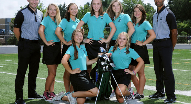High School Girls Golf Info