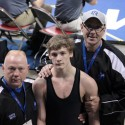2013-2014 Varsity Wrestling States – Jordan Markey 3rd Place D1-135# All State