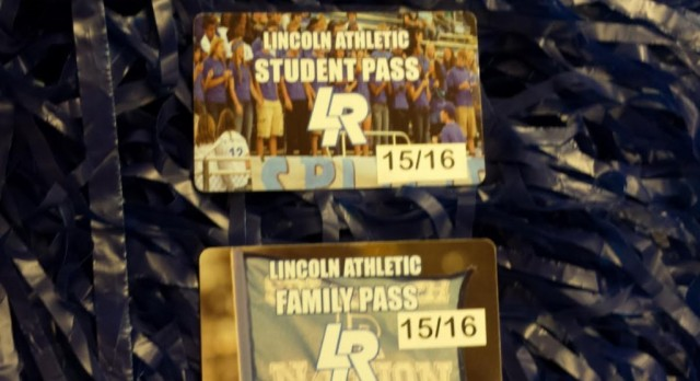 Family and Student Game Passes