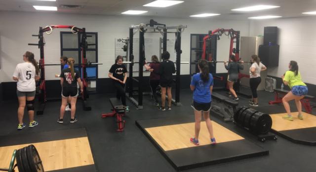 Splitter Strength: Meet the Coaches!