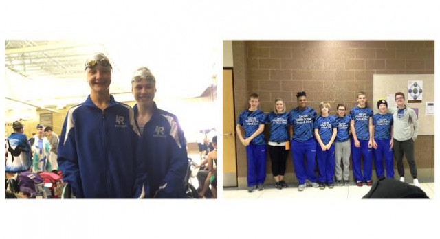 MS Swimmers Shine at State Meet!