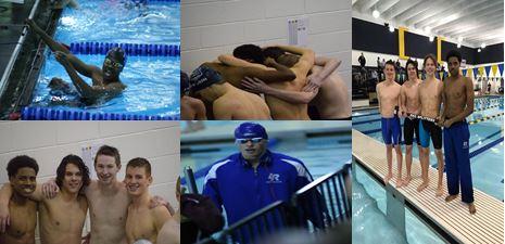 Splitter Swimmers make a BIG Splash at SEC's!