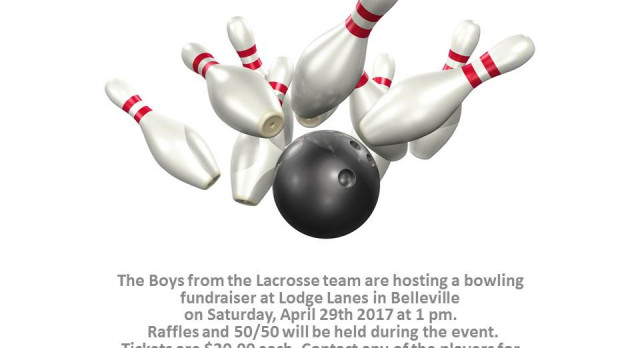Boys Lacrosse Team Fundraiser