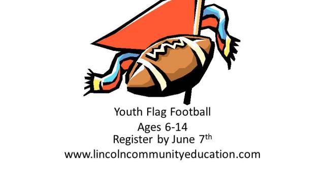 New Youth Program-Flag Football