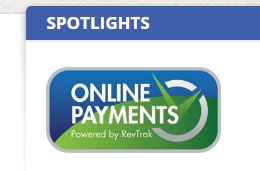 Save Time and Pay the Athletic Fee Online!