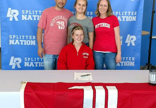 Erika Bournival Signs with Wittenberg University!