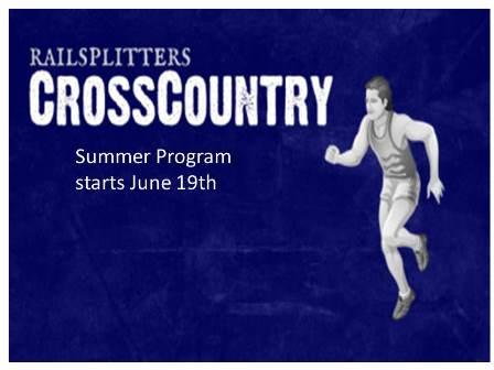 Cross Country Summer Program