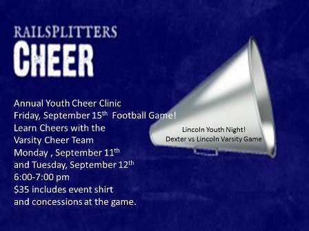 2017 Splitter Nation Youth Cheer Clinic