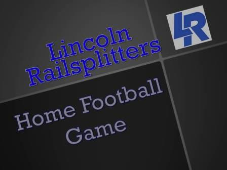 Lincoln Football Game Slide compressed