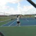 Varsity Boys Tennis vs Milan