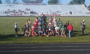 4x2 State Record!