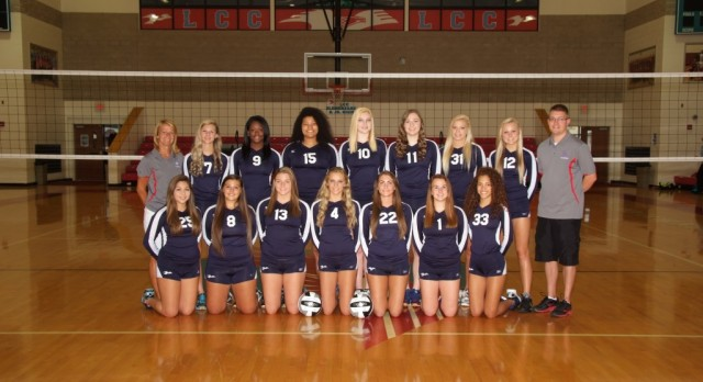 Volleyball Back On Track With Win At Crestview!