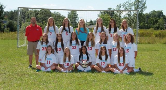 Soccer Girls Win Third Straight To Finish Regular Season, Ready For Tournament!