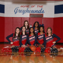 JV Basketball Cheer