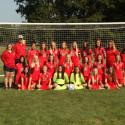 JV Girls Soccer 2017