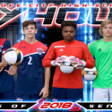 Varsity Boy's Soccer 2017