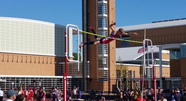 Warrior Track Athletes Off to Regionals