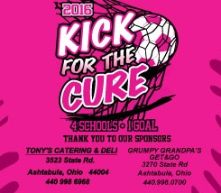 Kick for Cure 2016