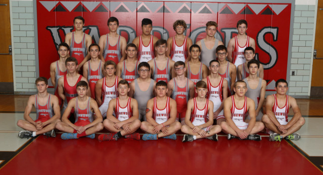 Wrestlers Open Up State Duals Jan. 25th