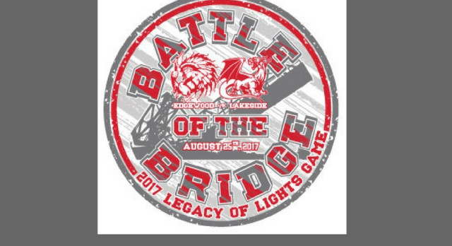 Battle of the Bridge T-Shirt Game Day Package