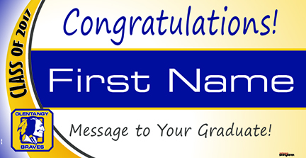 Graduation Banners Now Available!!