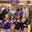 Senior Winter Cheerleaders Recognized