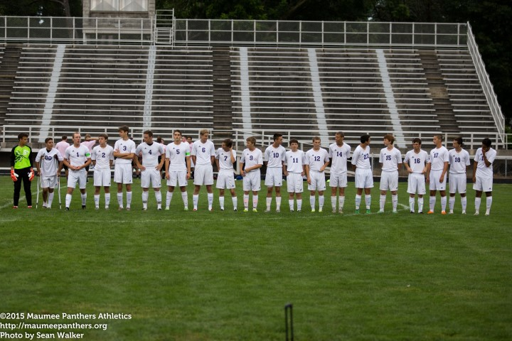 Alumni Soccer Game Maumee Boys Soccer Alumni