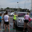 Fall Cheer Car Wash Fundraiser 8-15-15