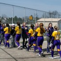 JV Softball vs Bryan, March 26