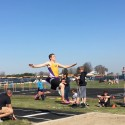 Track at Liberty-Center Invitational, April 16th