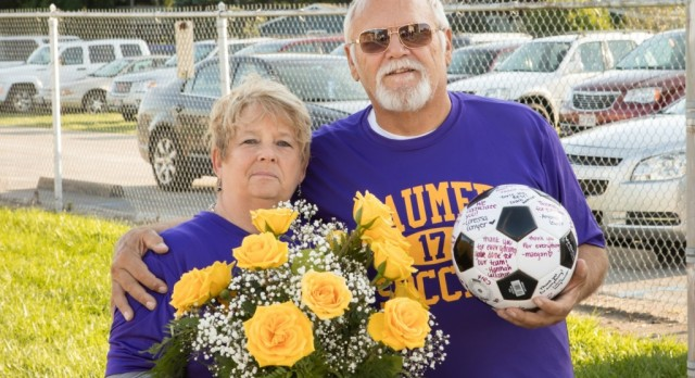 Ketelaar Family Honored at August 23rd Girls Soccer Match