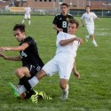 Boys Soccer vs Pettisville, August 25