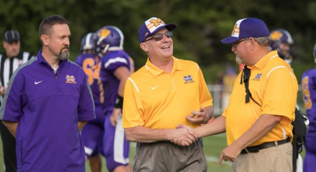 Longtime Team Physician Dr. Gladieux Honored