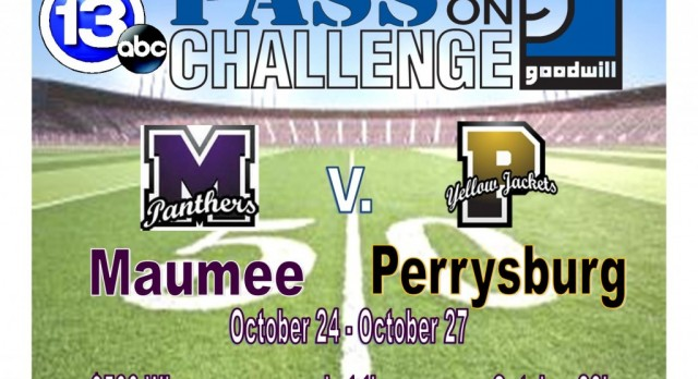 Goodwill 'Pass It On' Challenge Returns For Week #10