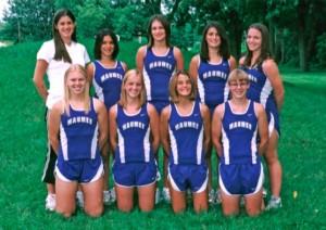 2005 XC Team