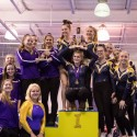 Gymnastics – Panther Invitational 2017, January 21st