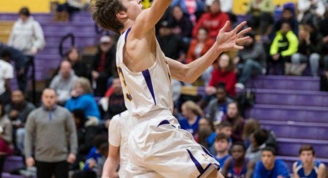 Maumee High School Boys Junior Varsity Basketball beat Springfield HS (Holland) 41-38