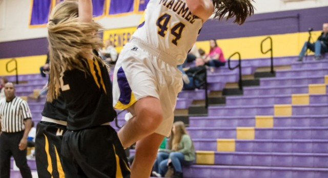 Maumee High School Girls Junior Varsity Basketball beat Sylvania Northview High School 32-15