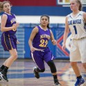 Girls JV Basketball vs Springfield, February 16th