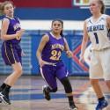 Girls JV Basketball vs Springfield, February 16th