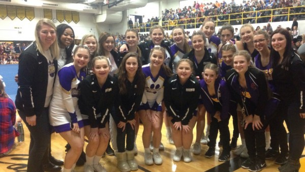 State-Bound MHS Cheer & Dance Squads